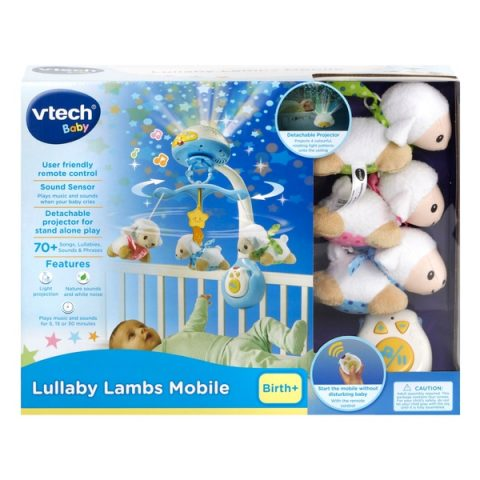 VTech Lullaby Lambs Mobile