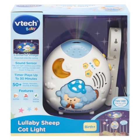 VTech Lullaby Sheep Cot Light