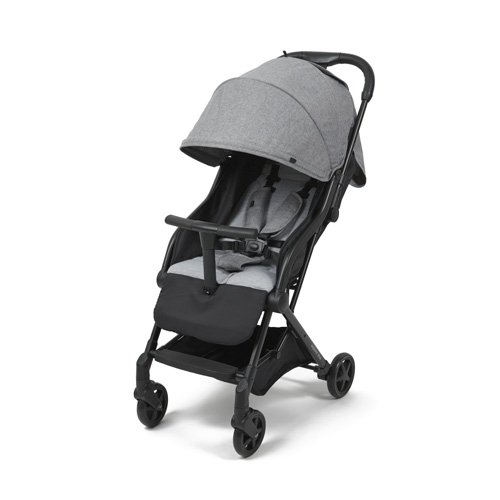 Babylo Explorer Plus Compact Stroller Grey
