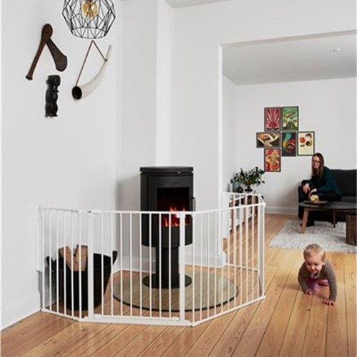 BabyDan Olaf Room Divider – XXX Wide White